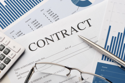 Charging Interest Contract Document
